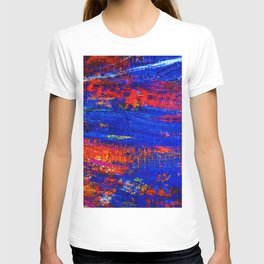 N10 - Abstract Epic Colored Moroccan Artwork. T-shirt