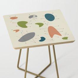 Pendan - Olive Side Table