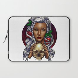 Snow White (transparent background) Laptop Sleeve