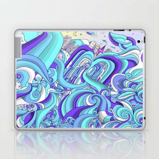 Goodnight Laptop & iPad Skin