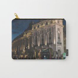 Busy Streets Carry-All Pouch