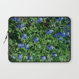 Stepping Out In Blue Laptop Sleeve