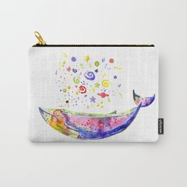 Star Whale Carry-All Pouch