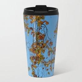 A Contrast Of Colour Travel Mug