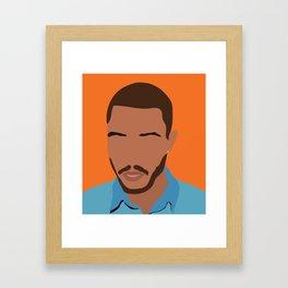 F. Ocean Framed Art Print