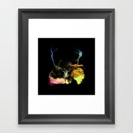 CARABOU I Framed Art Print