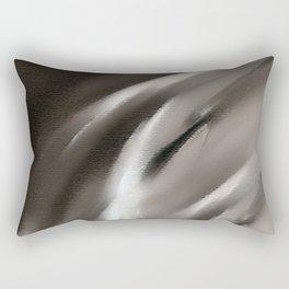 Tempus Fugit #abstract #sabidussi #artprints #society6 Rectangular Pillow