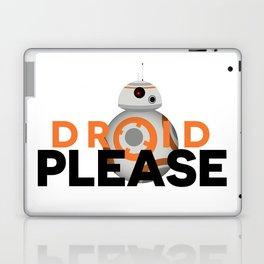 Droid Please Laptop & iPad Skin