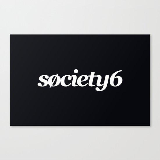 Society6 Canvas Print