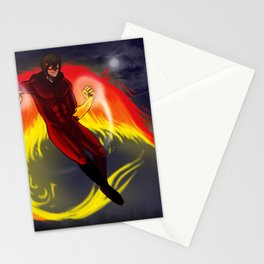fire flight Stationery Cards