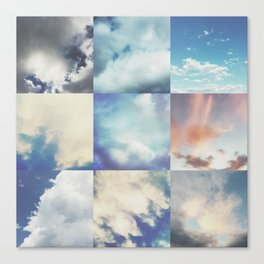 Fresh Air Canvas Print
