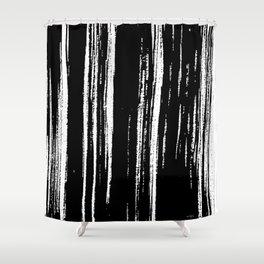 Frozen Falls No. 3 Shower Curtain