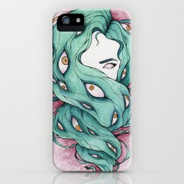 Good Hair Day iPhone Case