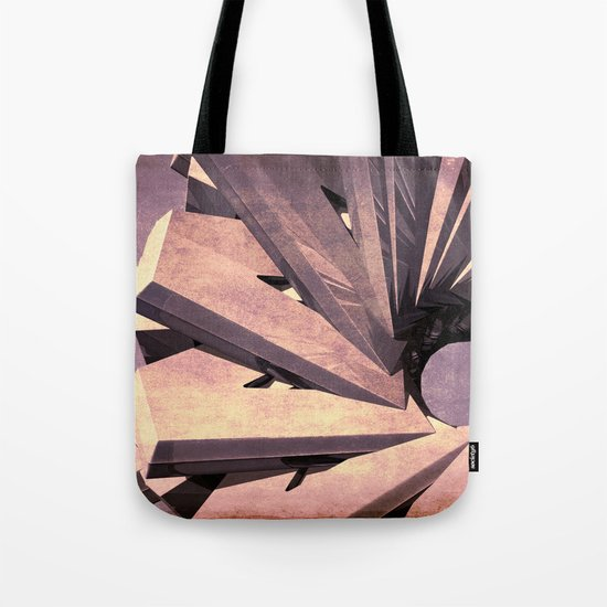 Abstract Fabrication  Tote Bag