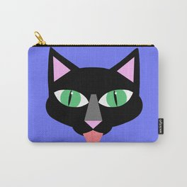 Norman Reedus's black cat Carry-All Pouch