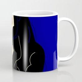 Рortrait of Ronnie James Dio. Coffee Mug