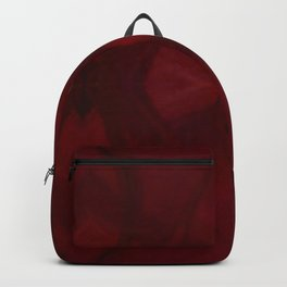 Pattern III Red Backpack