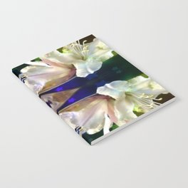 Flowers in the Starlight Notebook