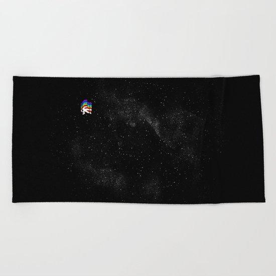 Gravity V2 Beach Towel