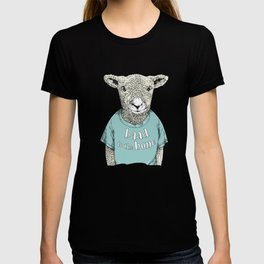Baad to the bone - Sheep - Animal Love T-shirt