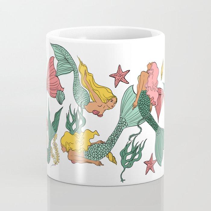 Mermaid Dreams Coffee Mug