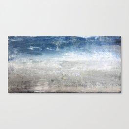 """1170 abstract beach"" Canvas Print"