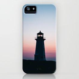 Goodnight Bright Light iPhone Case