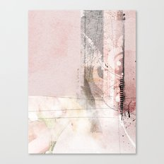 stiches Canvas Print