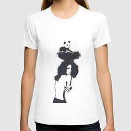 Traveling Panda T-shirt
