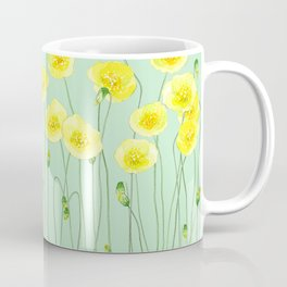 Yellow Wildflowers II Coffee Mug