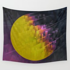 TRAPPIST Connection III Wall Tapestry