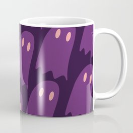 Don't Say Hi to the Ghost Coffee Mug