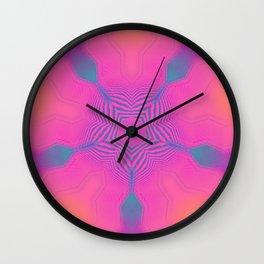 Entheogen V.3 Wall Clock