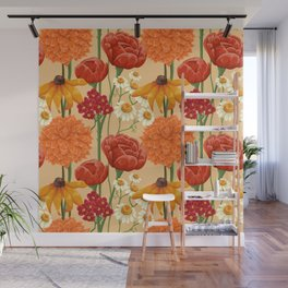 Summer Moments I Wall Mural