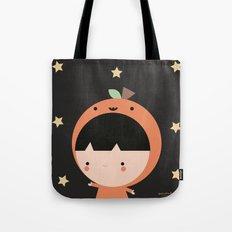 Cute Pumpkin Tote Bag