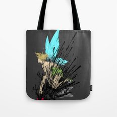 Dont Mess With Her! Tote Bag