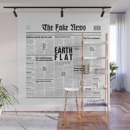 The Fake News Vol. 1, No. 1 Wall Mural