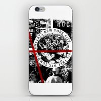 concert iPhone & iPod Skins featuring Concert by emeget