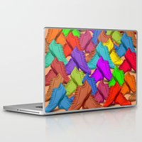 shoes Laptop & iPad Skins featuring shoes by ErsanYagiz