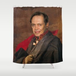 Steve Buscemi Poster, Classical Painting, Regal art, General, Actor Print, Celebrity Shower Curtain