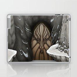 The White Dragon Lair Laptop & iPad Skin