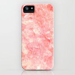 Art Deco Pink iPhone Case