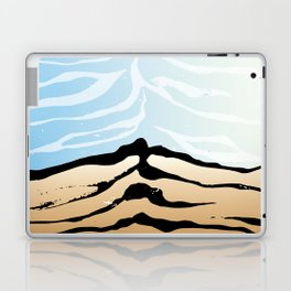 tiger mountain Laptop & iPad Skin