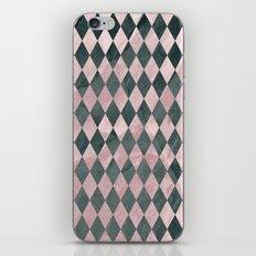 Marble Harlequin iPhone & iPod Skin