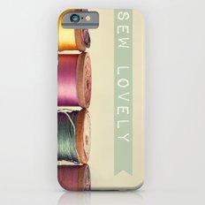 Sew Lovely iPhone 6s Slim Case