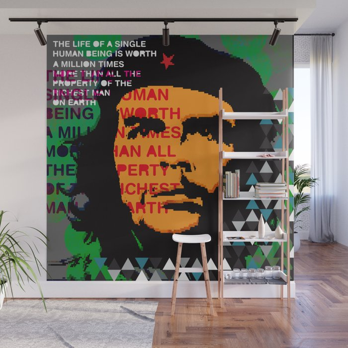 CHE0203 Wall Mural
