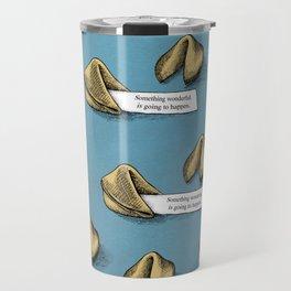 Something Wonderful Travel Mug