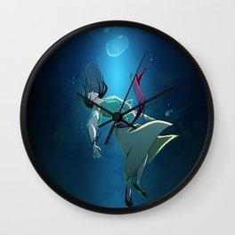 Quietus Wall Clock