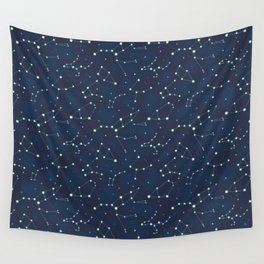Constellation Pattern (A) Wall Tapestry