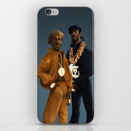 Let the Rythm Hit'em iPhone Skin